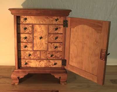 Furniture Stores Loveland Co Traditional Pennsylvania spice cabinet made from cherry with walnut